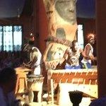 Zulu evening after the Zoo