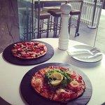 Pizza at Firefly Brisbane