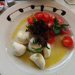 Tomato and Mozzarella Salad ;-)