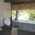 Salle de bain panoramique