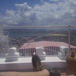 Vistas desde el solarium