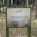 Tree House sign