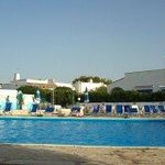 La piscina del Plaia