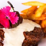 Try one of our popular steaks