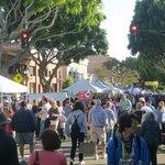 San Luis Obispo farmers market.