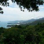 Blick vom Kata-Karon View Point