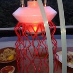 U got to try this sheesha in the bar at sunset with some calamari
