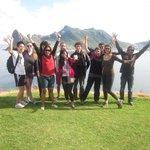 May 19 2014 Cape Peninsula Tour gang!