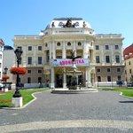 Slovenské národné divadlo - historic building