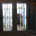 Traditional Andalucian styled doors