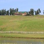 Pine Lakes Lodge - back of lodge