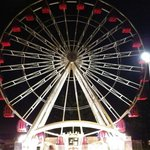 Giant Ferries Wheel