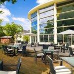 Terrasse Sheraton Offenbach Hotel