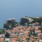 Vue de Dubrovnik