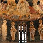 Fresco de la resurreción en San Salvador en Chora - cometeelmundo.net