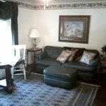The La Grange room has a full living room