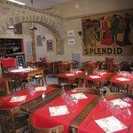 Restaurant les Jardins de Saint Benoit