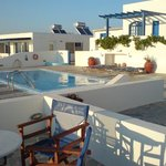 Santorini / Gizis hotel