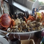 HOWS THAT FOR A PLATE OF SEAFOOD!!(2 to share)