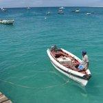 plage/ponton pecheurs