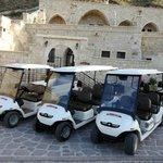 Golf Cars for Shuttle