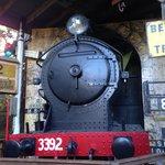 Authentic steam engine