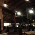 The decor