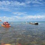 Off site kayaking trip