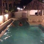 Great salt water pool
