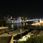 Le Vieux Port by night