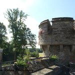 Windsor room - Battlements/balcony (Room with a view)