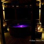 Pavilion - Hot Tub