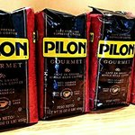 Cafe Pilon: THE coffee at Hola! Cuban Cafe