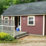 Cozy Saco Cabin -