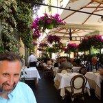 favourite restaurant in Rome