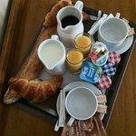 Petit-déjeuner parfait