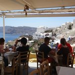 ristorante e panorama