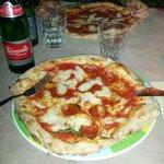 """Pizza """"la Verace"""""""