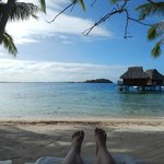 Playa del Hotel Le Maitai