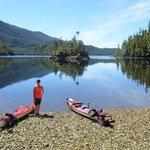 Clayoquot Sound Kayaking tour