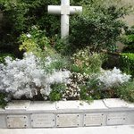 Monets Grave