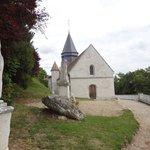 Giverny Church