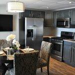 Kitchen of 2 Bedroom Apartment