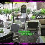 Zdjęcie Restaurant Les Baux