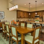 Dining Area & Kitchen Example