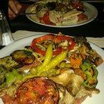 Pa amb oli De verduras