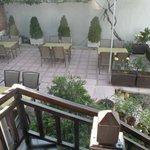 cortile/giardino interno