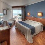 Habitación Doble+Supletoria Vista Mar