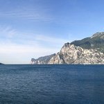 Lake Garda area panorama