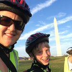 Washington Monument stop